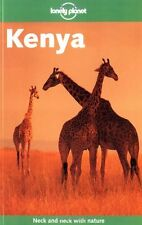 Kenya (Lonely Planet Travel Guides),Geoff Crowther, Hugh Finlay, Jo Bindloss, T