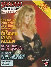 Scream Queens Illustrated 22 Ginger Lynn Allen De De Lind Dorian Cleavenger