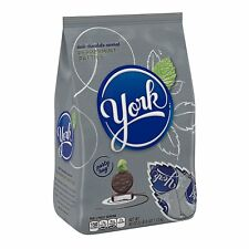 York Peppermint Patties Miniatures Gluten-Free Dark Chocolate Covered Mint Cand