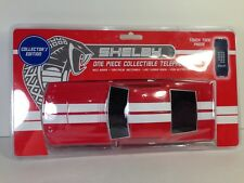 SHELBY COLLECTIBLE TELEPHONE Car Shaped Touch Tone Phone COLLECTORS EDITION NEW!