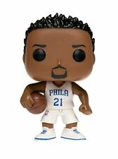 NBA Philadelphia 76ers Joel Embiid Pop Sports Vinyl Figure