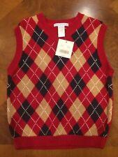 6046351de7a1 Vest Newborn - 5T Boys  Sweaters