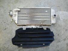 2010 Kawasaki KX250F Engine Cooling Radiator Right Fill Side NICE! KX 250 450 F