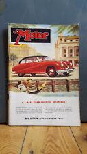 The Motor Magazine January 2, 1952 - Allard M2X Coupe, Lakeland Passes