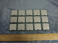 Lot of 15 Intel E6850 Core2 Duo 3.00GHz Processors –SLA9U– BX80557E6850