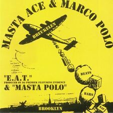 "MASTA ACE/MARCO POLO - EAT (Record Store Day 2019) - Vinyl (limited 7"")"