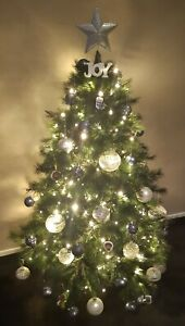 150cm Myer Christmas Tree with Lights and Ornaments