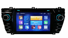 radio de voiture NAVICEIVER Android 41 A9 WIFI BT GPS Navi TOYOTA COROLLA 14