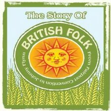 The Story Of British Fol - Various Artists (NEW 2CD)