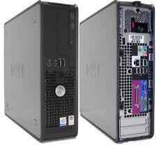 Dell Optiplex 755 SFF Intel Pentium E7200 2,5GHZ 3GO 160GB intel Q35 Windows XP