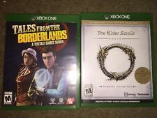 Xbox One - Tales from the Borderlands | The Elder Scrolls Online - Free Shipping