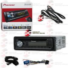 PIONEER 1-DIN DEH-S6100BS CAR MP3 CD USB BLUETOOTH STEREO