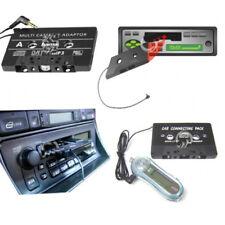 ADATTATORE CASSETTE AUTORADIO STEREO AUTO MP3 IPOD NANO CD UNIVERSALE