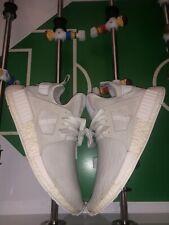 adidas NMD XR1 Primeknit Triple White JAPAN BOOST SNEAKERS TRAINERS 9 US 8.5 UK
