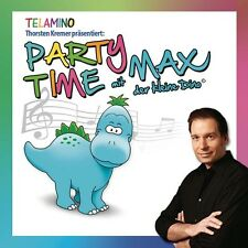 Party Time mit Max, der kleine Dino - Thorsten Kremer    CD NEU OVP