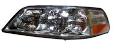 New Replacement Halogen Headlight Assembly LH / FOR 2005-09 LINCOLN TOWN CAR