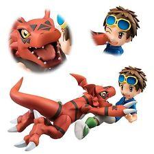 Digimon Adventure Tamers Matsuda Takato & Guilmon G.E.M. Series Figurine Toy