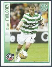 PANINI 2009-S.P.L.COLLECTION-#072-CELTIC-SHAUN MALONEY IN ACTION