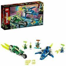 LEGO Ninjago 71709 Jay and Lloyd's Velocity Racers Set - Brand New Boxed