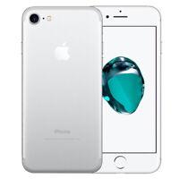 Apple iPhone 7 32GB Sbloccato Argento condizioni eccellenti A1778 GSM