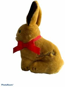 """Lindt Chocolate Gold Bunny Rabbit W/Bell Mary Meyer Soft Plush Stuffed Toy 14"""""""