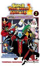 Dragon Ball Heroes nº 02/02. NUEVO. Envío URGENTE. COMIC MANGA (IMOSVER)