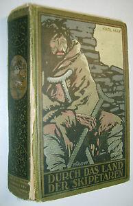 Durch das Land der Skipetaren * Karl May  Radbeul  * Band 5 * 181-200.Tsd.
