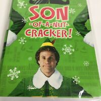 Elf Movie Christmas Holiday Cards 10pc Son of a Nutcracker Funny Will Ferrell