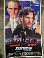 LAS VEGAS SHAKEDOWN Movie POSTER 27x40 Dennis O/'Keefe Coleen Gray Charles