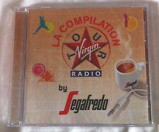 CD Compilation Virgin Radio Tour Segafredo