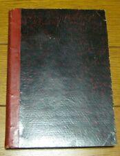 Romans La Mode Illustree 1905 Guenola  Hardcover Book   424 pages   RARE!!!!!