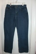 Lee Riders Relaxed Fit Blue Jeans  Ladies' size 10  Short medium blue denim