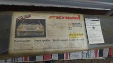 Neu VW Golf 1 Kamei Frontspoiler Frontschürze 44237 Spoiler vorn