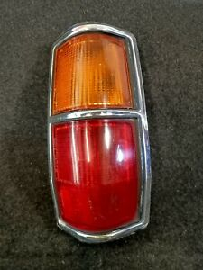 Datsun Nissan 720 UTE RIGHT HAND TAIL LIGHT GENUINE PART MADE IN JAPAN USED