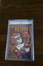 BATMAN ADVENTURES MAD LOVE #nn CGC 9.8 (White Pages)