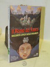 RACCONTO EPICO DOLOMITI - Il Regno dei Fanes - Oscar Mondadori 1989 PRIMA ED.