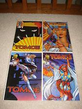 Tomoe 0 1 2 3 Full Run Shi 1996 Crusade Comics NM+