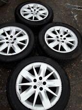 "17"" Renault Kangoo, Laguna, Mercedes Citan alloy wheels (346)"