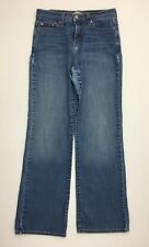 "Levi's Womens Jeans Perfectly Slimming Boot Cut Size 6 Inseam 30"" High Rise 10"""