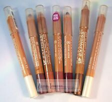 Maybelline Lip Express Lip Color Lipstick 'N Liner In One - Various Shades
