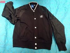 COOL MEN / BOYS ADIDAS ORIGINALS BOMBER JACKET. SIZE MEDIUM. PATTERNED SLEEVES.