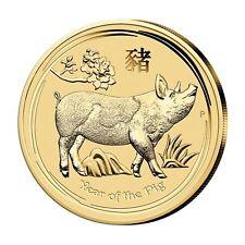 50 Dollar Australia 2019 BU - 1/2 OZ Gold Pig 2019