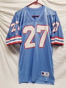 Eddie George Houston Oilers Champion Jersey size 40