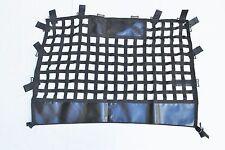 2014 15 16 CAN-AM BPR COMMANDER MAVERICK rear window safety racing net black