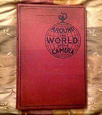 AROUND WORLD CAMERA 1913 (EVENTS 1912) TITANIC OLYMPIC IMPERATOR WHITE STAR LINE
