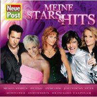 NEUE POST - MEINE STARS & HITS CD MIT MICHELLE UVM. NEU