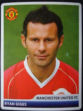 Panini 66 Ryan Giggs Manchester United UEFA CL 2006/07