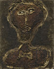 Jean Dubuffet Bearded Shaggy Canvas Print 16 x 20   # 6126