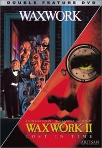 GALLIGAN,ZACH-Waxwork 1 & 2 Double Feature (US IMPORT) DVD NEW