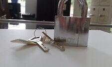 ABLOY PL330/25 C  CLASSIC /Brass Padlock /With  2 keys